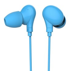 Syllable A6S Kalung Bluetooth Nirkabel Kebisingan Isolasi Earbud With Mikrofon Biru Not Specified Diskon 50