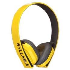 Syllable G600 Nirkabel Stereo Bluetooth Headset untuk iPhone, iPad, Samsung, Laptop, Buah, tablet (Warna: C0)-Internasional