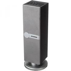 Sylvania SP269-Silver Bluetooth Lantai Berdiri Tower Speaker-Intl