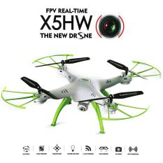 SYMA DRONE X5HW WHITE [Hold & Wifi/ Live View /Hd ...