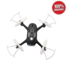 Syma X22W Drone With 1MP HD Camera 4CH Remote Control Quadcopter - Hitam
