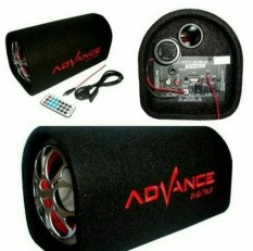 Jual Beli T 101Bt Speaker Subwoofer Advance Bluetooth Karaoke Radio T101Bt Aktif