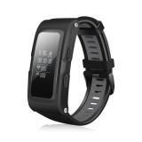 Toko T28 Gps Tracker Heart Rate Monitor Healthy Smart Bracelet Intl Not Specified