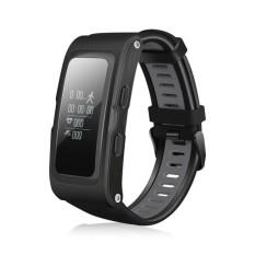 Jual T28 Gps Tracker Heart Rate Monitor Healthy Smart Bracelet Intl Murah Tiongkok