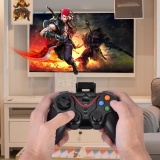 Toko T3 Bluetooth Wireless Game Controller Gamepad Joystick For Ios Android Cellphone Tablet Tv Box Dekat Sini