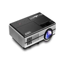 T4shops EUG 600D / EUG600D mini Pico Projector home theater projector 960*640 1080p 1500 lumens