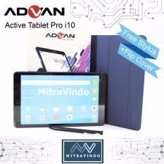 Harga Advan Tablet I10 4G Lte Ram 2Gb 10Inc Free Sarung Dan Stylus Pen Terbaik