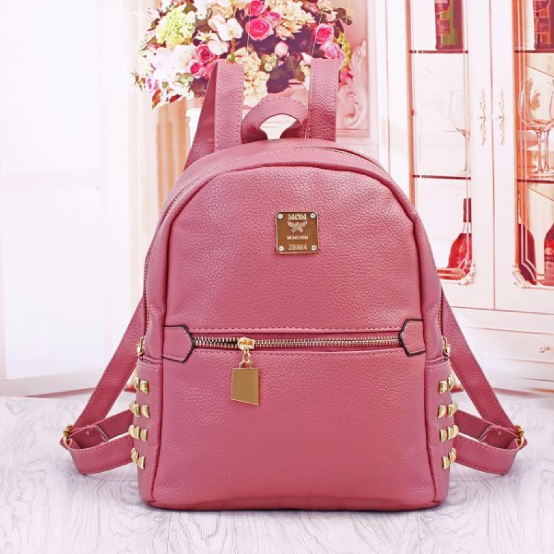 Harga Tacanra Bag 21841 Pink Online Dki Jakarta