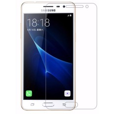 Taff 2.5D Tempered Glass Curved Edge Protection Screen 0.26 for Samsung Galaxy J3 Pro Asahi Japan Material Glass