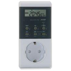 Toko Taff Digital Timer Switch Ax300 Putih Online