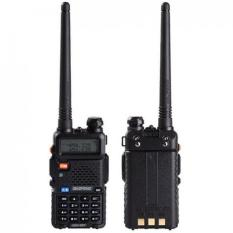 Spesifikasi Taffware Baofeng Walkie Talkie Ht Dual Band 5W 128Ch Uhf Vhf Bf Uv5R Beserta Harganya