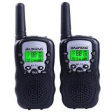 Harga Taffware Kids Walkie Talkie Single 5W 22Ch Uhf 2Pcs Bf T3 Multi Terbaik