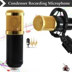 Jual Taffware Mikrofon Kondenser Studio Dengan Shock Proof Mount Bm800 Online Di Jawa Barat