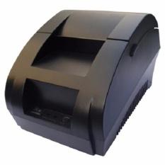 Taffware POS Thermal Receipt Printer 57.5mm - ZJ-5890K - Black