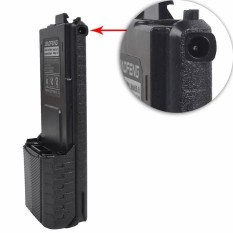 Taffware Walkie Talkie Extended Long Battery 3800mah Bl-5 For Baofeng By Alfaris14.