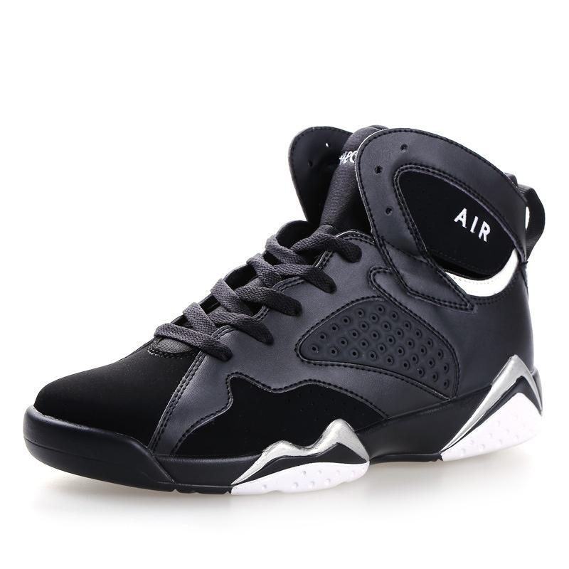 Promo Tahun Baru Baru Sepatu Lari Bernapas Sepatu Bola Basket Sport Sepatu Untuk Pria Lebih Tinggi Untuk Pria Intl Akhir Tahun