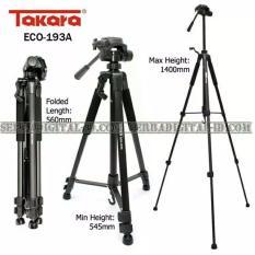 TAKARA ECO 193A Tripod For Camera Video DSLR