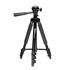 Takara Lightweight Tripod Eco-173A for DSLR and Action Camera - Hitam