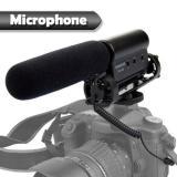 Dimana Beli Takstar Photography Interview Microphone Shotgun Mic For Dslr Camera Camcorder Dv Takstar