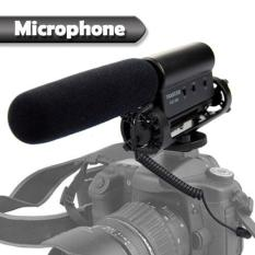 Harga Takstar Photography Interview Microphone Shotgun Mic For Dslr Camera Camcorder Dv Terbaru