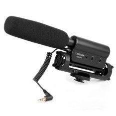 Takstar SGC-598 Condenser Shotgun Microphone for Canon/Nikon/Sony DSLR