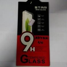 Tampererd Glass Pelindung Layar HP Tamper Glas Untuk Advan S4