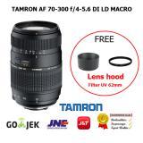 Beli Tamron Lens Af 70 300 F4 5 6 Di Ld Macro For Canon Slr 1300D 700D 70D Tamron