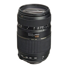Tamron Lens Af 70-300mm f/4-5.6 DI LD Macro For Canon - Hitam