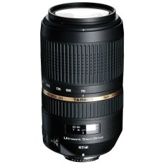 Tamron Lens AF 70-300mm f/4-5.6 Di VC USD for Canon - Hitam