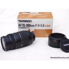 TAMRON Lensa  AF70-300/F4-5=6 FOR CANON