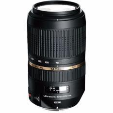 Tamron SP 70-300mm f/4-5.6 Di VC USD Telephoto Zoom Lens for Canon Digital SLRs & 35mm Film Cameras