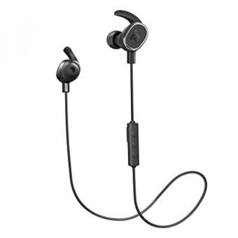 Dilipat Bluetooth Nirkabel Headset Olahraga Stereo Headphone Earphone Bebas Genggam Mikrofon Warna: Hitam & Merah