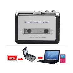 Harga Tape Ke Pc Super Usb Cassette To Mp3 Converter Capture Audio Music Player Fullset Murah