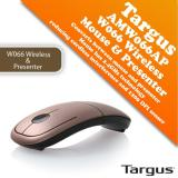 Beli Targus W066 Wireless Mouse With Laser Pointer And Presenter Button Terbaru
