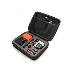 Spesifikasi Tas Action Cam Size Medium Case For Gopro Hero 3 3 4 Sjcam Sj4000 Sj5000 Brica Bpro 5 Alpha Hitam Murah