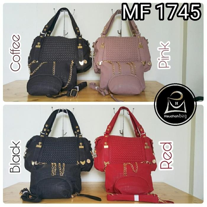Spesifikasi Tas Fashion Mifung Set 3 Murah