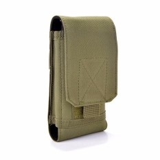 Harga Sarung Hp Army Pouch Bag Phone Military Army Green Paling Murah