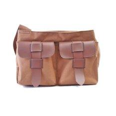 Tas Kamera - Brown Vintage Shoulder Bag