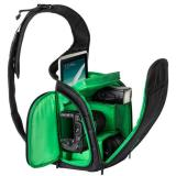 Harga Tas Kamera Slr Sling Camera Dslr Backpack Bag Green Terbaru