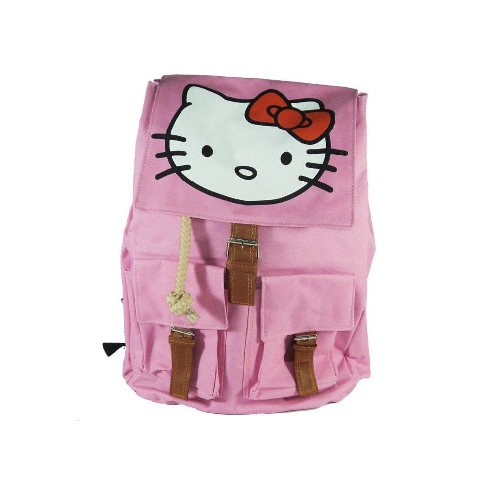 Toko Tas Ransel Backpack Karakter Hk Pink Ubutik Jawa Barat