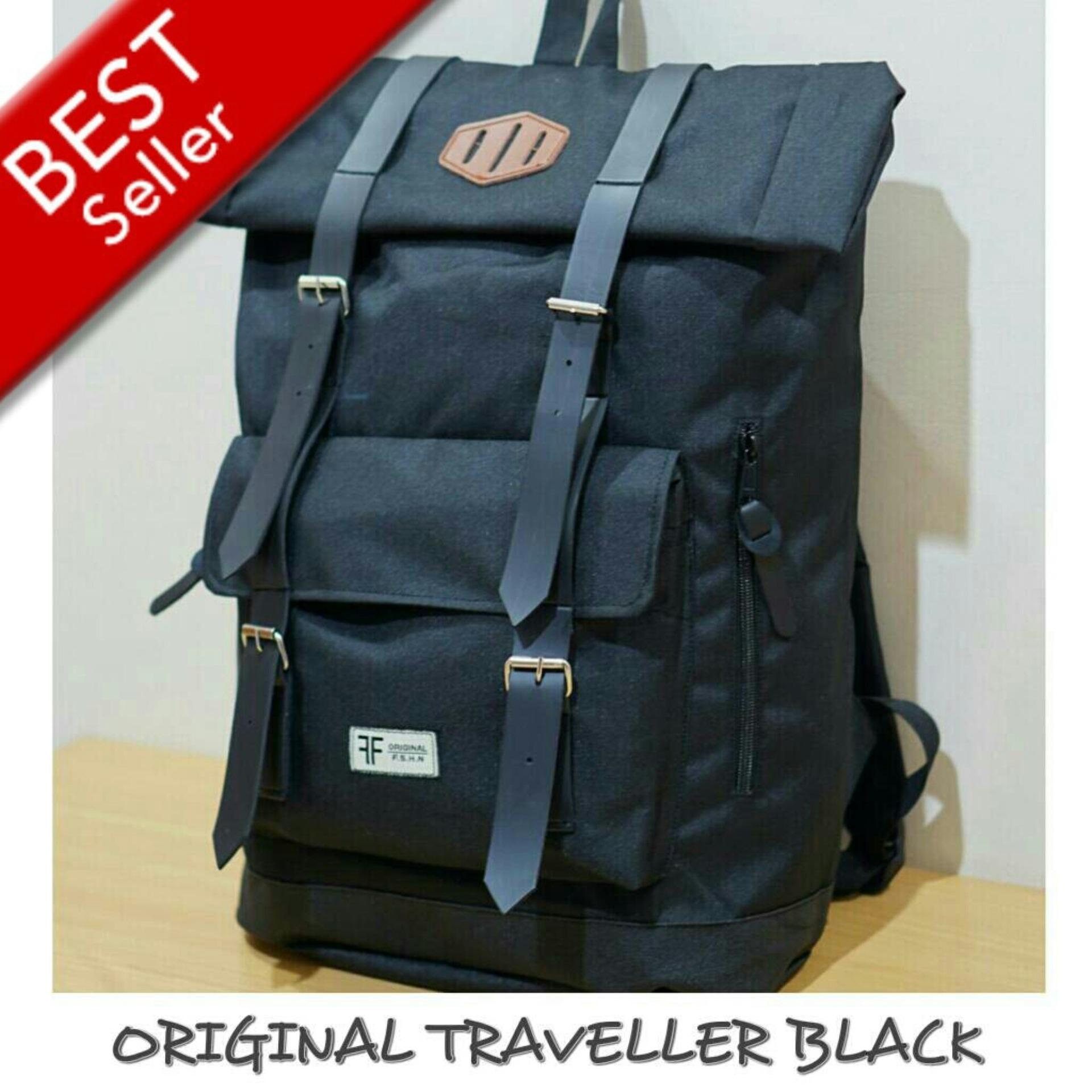 Tips Beli Tas Ransel Pria Backpack Tas Traveling Tas Fasion Punggung Promo Yang Bagus