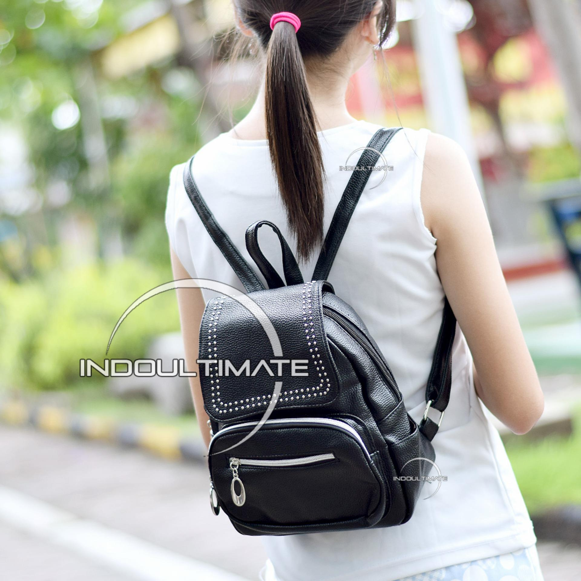 Ulasan Lengkap Tentang Tas Ransel Wanita Tas Fashion Import Im Fs Jn 3303 Backpack Cewek Import