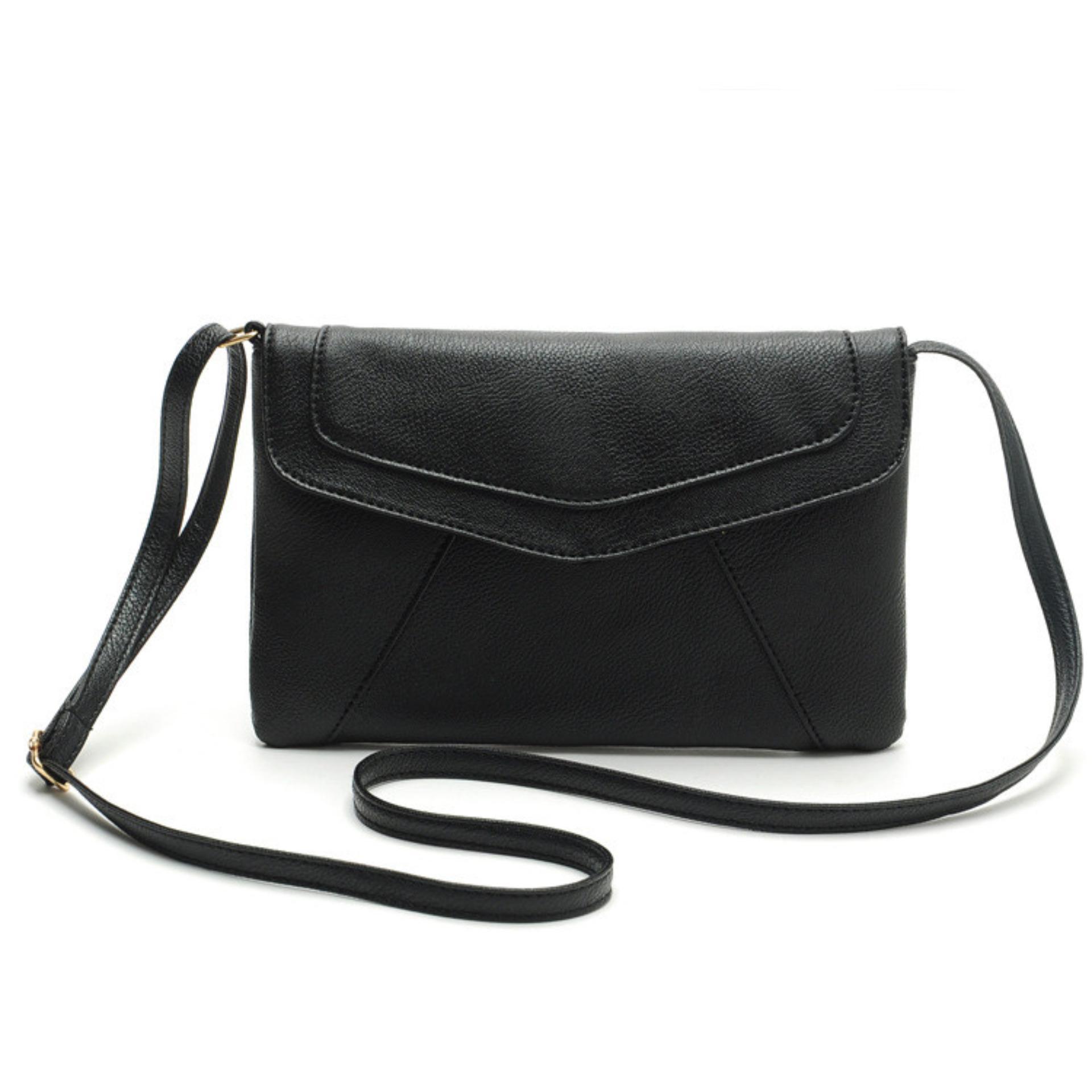 Fashion Handbag Daftar Harga November 2018 Catriona Maika Top Handle Bag Black