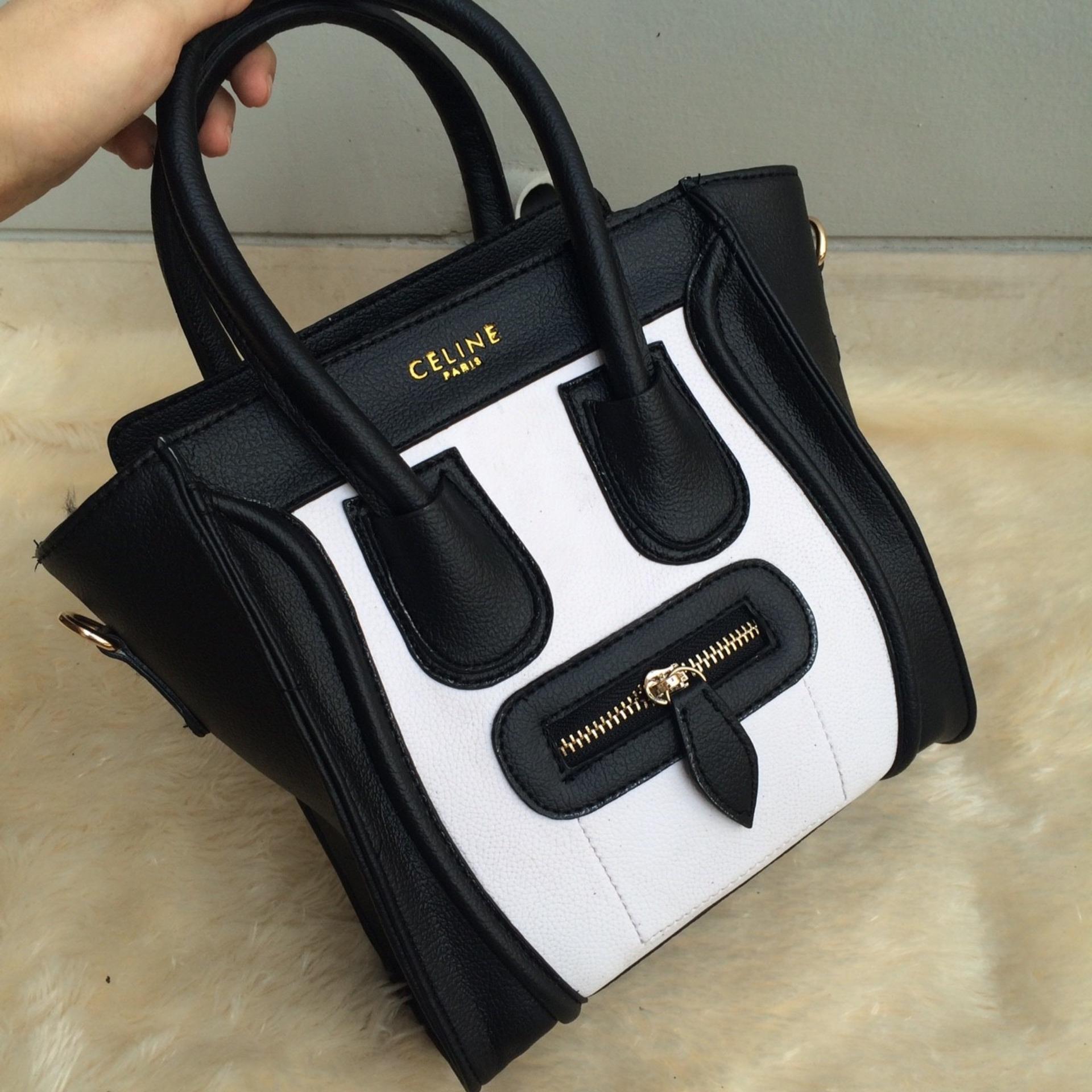 Tas Selempang Wanita Import Mini Bag 21405 Brown Murah Daftar Cantik 33363 Black Rp189700 1