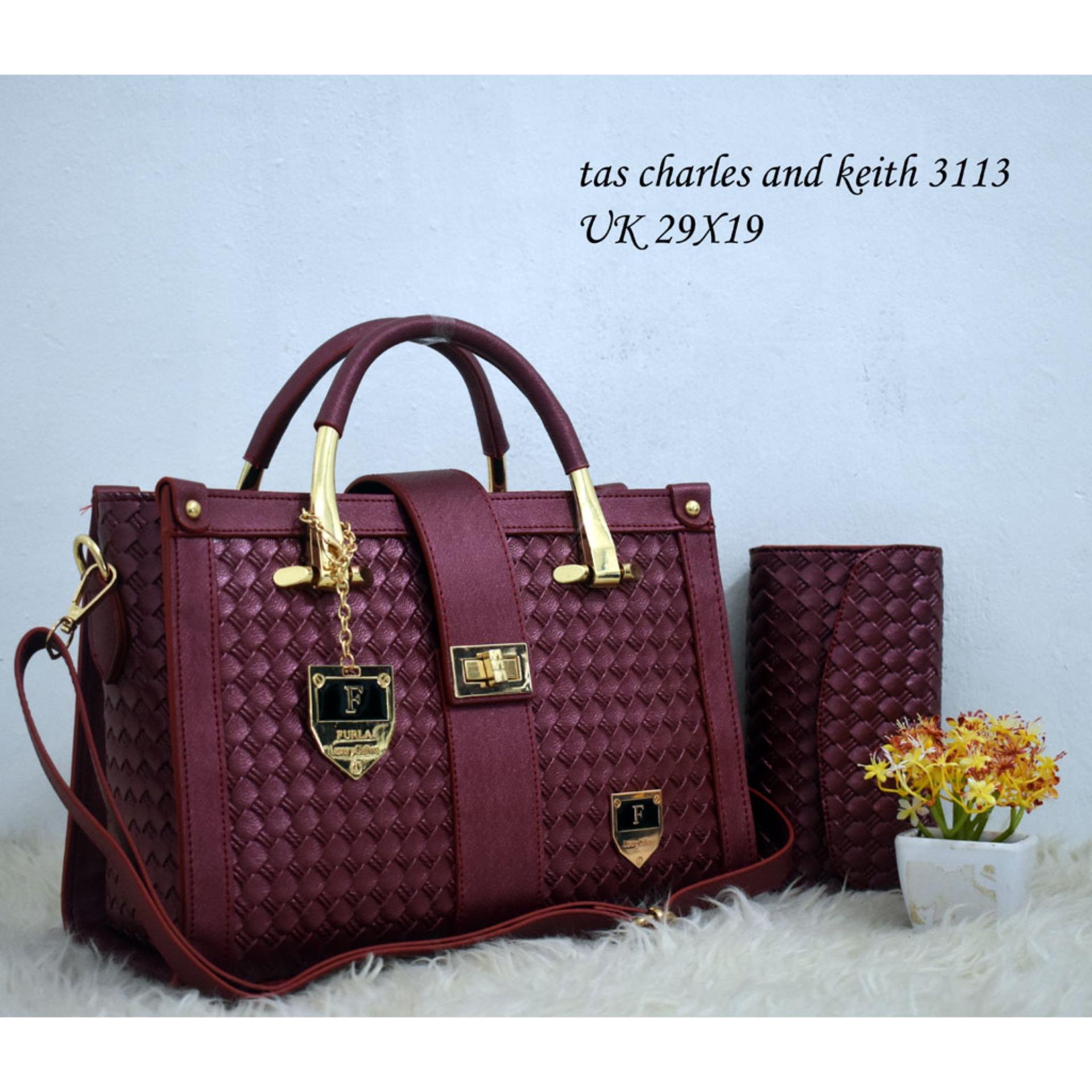 Harga Tas Wanita Import Murah Terbaru Selempang Original Premium Branded 3113 Tas Wanita Terbaik