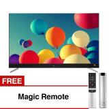 Review Tcl 49 Inch 4K Android Tv Harman Kardon Speaker Model 49C2Ud Free Magic Remote Jawa Barat