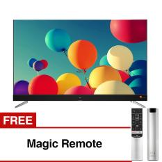 Harga Tcl 49 Inch 4K Android Tv Harman Kardon Speaker Model 49C2Ud Free Magic Remote Tcl