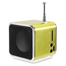 Beli Sekelas V26 Micro Portabel Sd Tf Pemutar Musik Tampilan Lcd Digital Speaker Radio Fm Internasional Murah Di Tiongkok