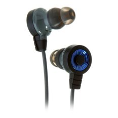 Jual Beli Online Tdk Th Ec300Bbl Clef X In Ear Headphone Hitam Biru