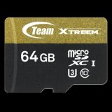 Review Team Micro Sd Xtreem U3 90Mb S Sdxc 64Gb Microsd Terbaru
